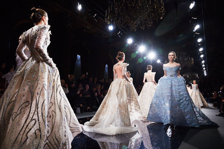 Couture Fashion Week Diary