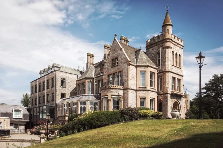 Northern Ireland – The Culloden Estate & Spa