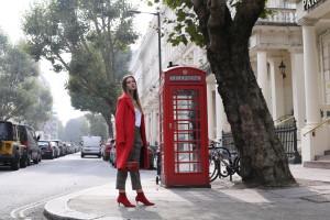 Andreea Cristea, London, StilettoShades, AW17 trends